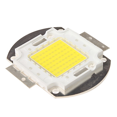 6000-7000lm 30V LED Chip Aluminium 70W