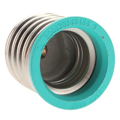 E40 to E27 E27 85-265 V Light Socket Muovi