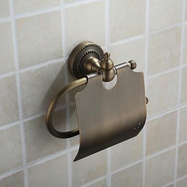Βάση για χαρτί τουαλέτας Υψηλή ποιότητα Πεπαλαιωμένο Ορείχαλκος 1 τμχ - Ξενοδοχείο μπάνιο