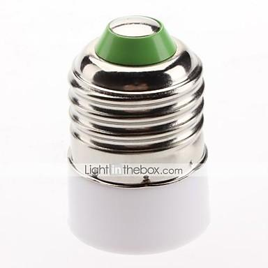 E27'den E14'e kadar E14 85-265 V Işık soketi Plastik