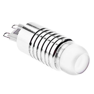 G9 3W 240-270LM 6000-6500K luonnollinen valkoinen LED spottilamppu (220V)