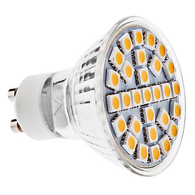 3W GU10 / GU5.3(MR16) LED Spot Işıkları MR16 29 SMD 5050 170 lm Sıcak Beyaz / Serin Beyaz AC 100-240 V