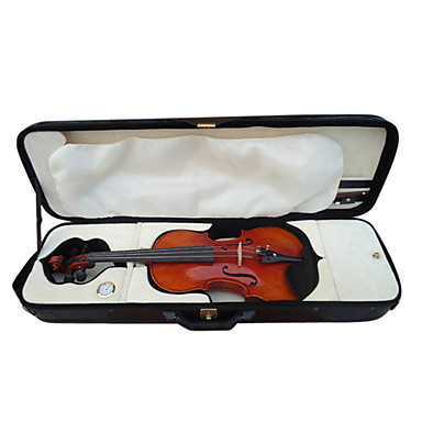 4분의 4 고급 노인 가문비 나무의 불꽃 단풍 바이올린의 옷