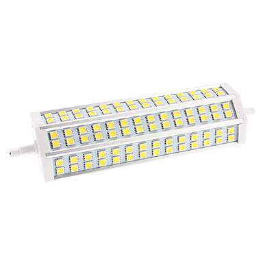 R7s 15W 84x5050 SMD 1280-1350lm 6000-6500K luonnon valkoinen valo johti maissi lamppu (85-265V)