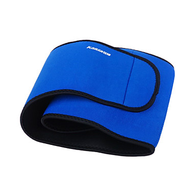 Lumbar Belt / Lower Back Support for Badminton Fitness Running Unisex Protective Eases pain Muscle support Sports Outdoor