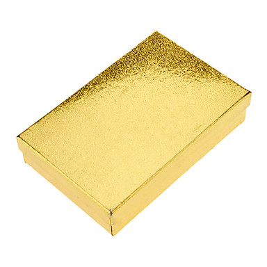Storage Boxes Paper with 1 Storage Box , Feature is Lidded , For Jewelry