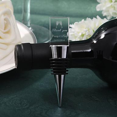 Nepersonalizat Material Crom Cepuri pentru Sticle Altele Sticlă favorizează Vacanță Temă Clasică Sticlă Favor
