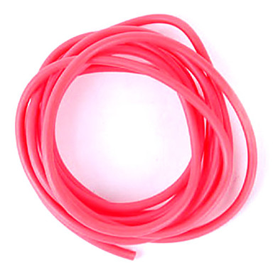 PVC Skipping Rope without Handle Durable(Random Color,2.6M)