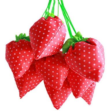 jagoda dizajn tekstila vrećica (Random boja)