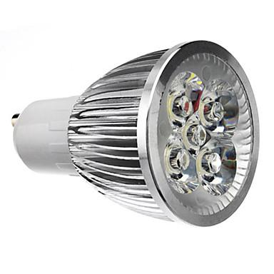 150lm GU10 LED Spotlight MR16 5 LED Beads High Power LED Natural White 85-265V