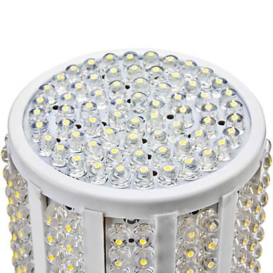 SENCART 7000lm E14 / E26 / E27 Ampoules Maïs LED T 330 Perles LED LED Dip Blanc Chaud / Blanc Froid 85-265V