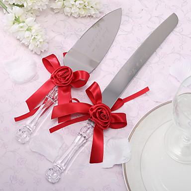 Edelstahl Blumen Geschenkbox Bestecksets