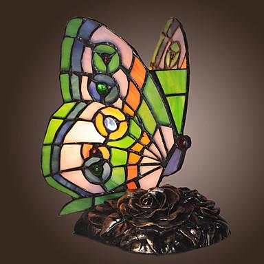 Tiffany Επιτραπέζιο φωτιστικό Για Μέταλλο 110-120 V / 220-240 V