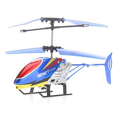 Elicopter 2-canale de control de la distanță cu stil iphone4 la distanță
