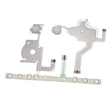 Yedek Parçalar Uyumluluk Sony PSP Yedek Parçalar ABS 1 pcs birim