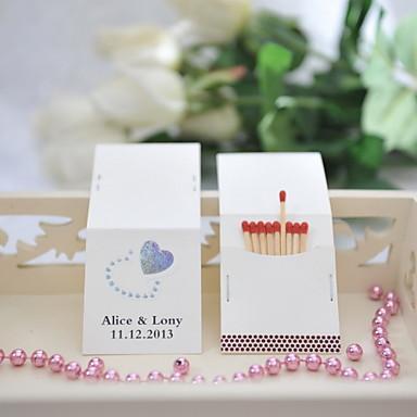 Häät / Party Materiaali Kova kartonki Wedding Kunniamerkit Klassinen teema / Wedding Kaikki vuodenajat