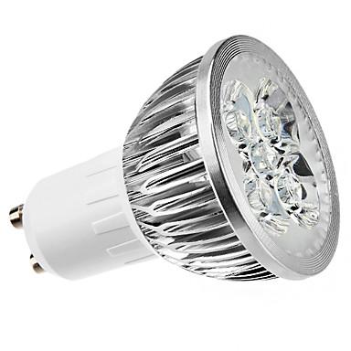 4w gu10 led spotlight mr16 4 yüksek güç 400lm sıcak beyaz 3000k dimmable ac 220-240v açtı