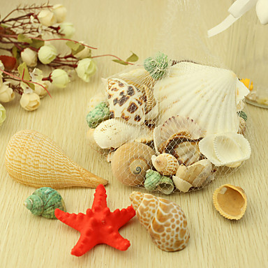 Wedding Party Mixed Material Wedding Decorations Beach Theme / Classic Theme Spring Summer Fall All Seasons