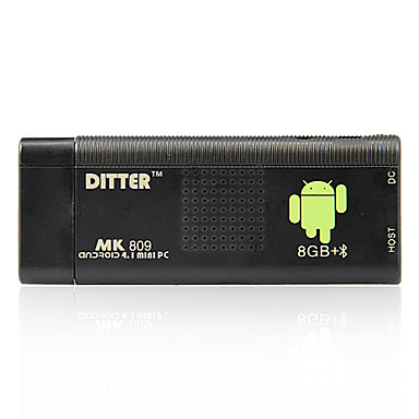 Ditter V17 Android 4.1.1 TV Player (Rk3066 1.6GHz dual Core/WiFi/1GB RAM/8GB ROM / HDMI)