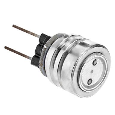 SENCART 1W 550lm G4 LED-kohdevalaisimet 1 LED-helmet Teho-LED Sininen 220-240V / 12V