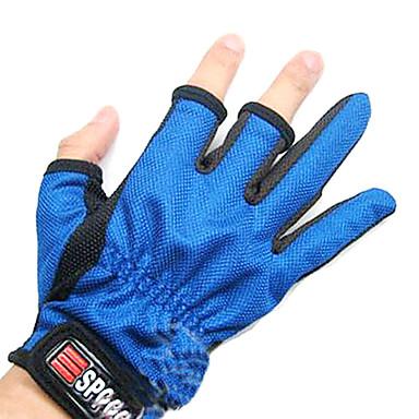 TwoFinger Fishing AntiSlip Gloves