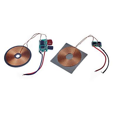 MP268 FR4 DIY Wireless Power Supply / punjenje modul za Samsung - Višebojna