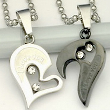 Heart-Shape Lover Necklace