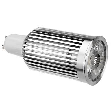 1pc 10W 850-950 lm E14 GU10 E26/E27 LED Spot Işıkları 1 led COB Sıcak Beyaz 3500KK AC 100-240V