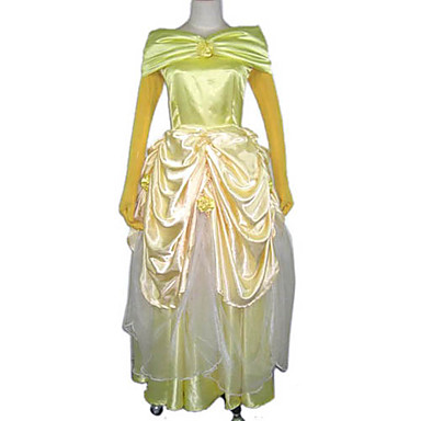 Princess Fairytale Cosplay Costume Women's Halloween Carnival New Year Festival / Holiday Halloween Costumes