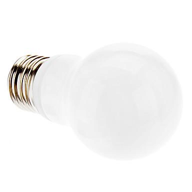 3000 lm E26/E27 LED kulaté žárovky A60(A19) 12 lED diody SMD 3328 Teplá bílá AC 220-240V