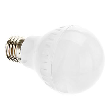 E26/E27 Bulb LED Glob A60(A19) 46 SMD 3014 350 lm Alb Natural AC 220-240 V
