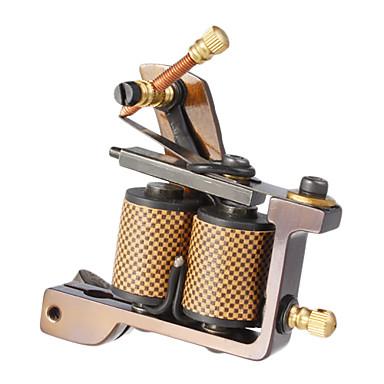 Tätowiermaschine Acero Carbono Fundición Gute Qualität Schattierungen Klassisch Alltag