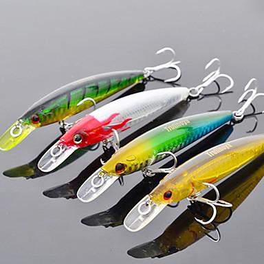 1 Stück Harte Fischköder kleiner Fisch Angelköder kleiner Fisch Harte Fischköder Fester Kunststoff Seefischerei Fischen im Süßwasser