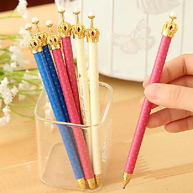Pencil pero Tehničke olovke pero, plastika Crn tinta boje For Školski pribor Uredski pribor Pakiranje od