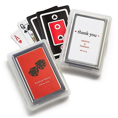 Kişiselleştirilmiş oynamak Kart Şekerleri