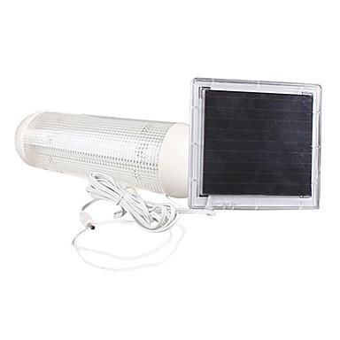 5-LED pentru interior, exterior electric panoul de grădină comutatorului lămpii solare pune in lumina curte