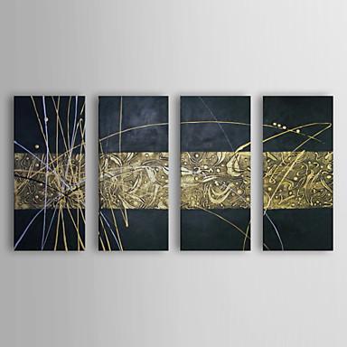 Hang-Ölgemälde Handgemalte - Abstrakt Realismus Segeltuch