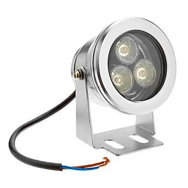 3W 210-240LM 3000K Warm White LED lampă inundații (12V)