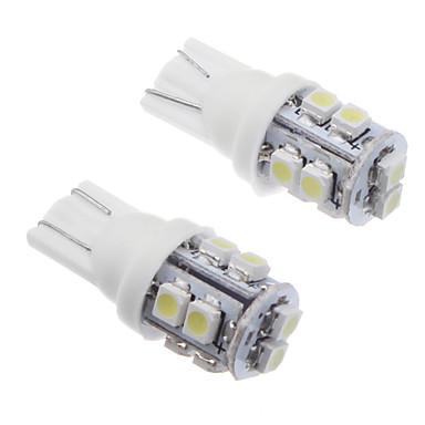 T10 0.5W 10x3528SMD White Light LED žarulja za auto (12V)