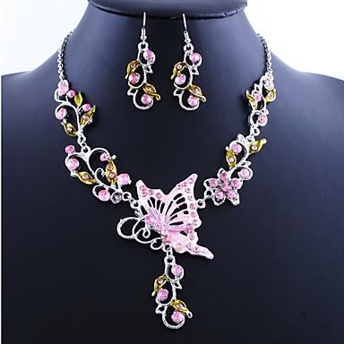 Γυναικεία Κοσμήματα Σετ Πεταλούδα κυρίες df81f036619