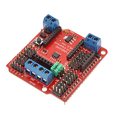 IO Expansion Shield V5 Xbee Sensor Shield RS485 For (For