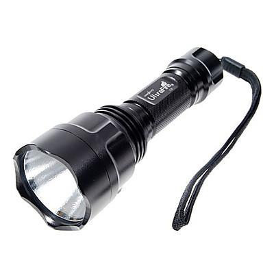 Lanterne LED Încărcătoare Lanterne  Manuale LED 480 Lumeni 5 Mod Reîncărcabil Rezistent la apă pentru Camping/Cățărare/Speologie