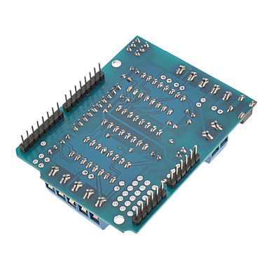 L293D motor drive board de expansiune bord scut pentru (pentru Arduino) duemilanove mega uno
