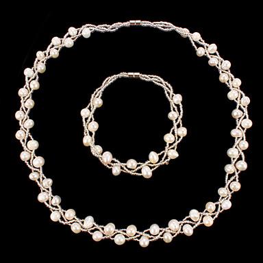 Damen Anderen Schmuck-Set Halsketten / Armbänder - Regulär Für Hochzeit / Party / Besondere Anlässe