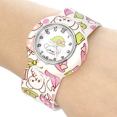 Dámské Módní hodinky Křemenný Plastic Kapela Komiks Vícebarevný Značka-