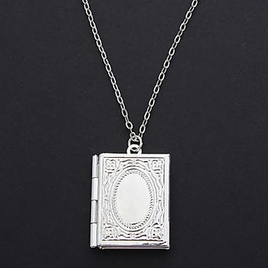 Žene Ogrlice s privjeskom Vintage ogrlice Medaljonima Ogrlice Legura Moda Jewelry Za Dnevno 1pc