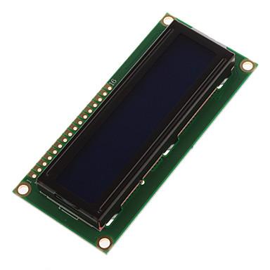 5V Bildschirm weiß Charakter blauer Hintergrundbeleuchtung für LCD-Modul 1602 (für Arduino) duemilanove Roboter