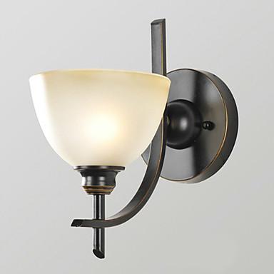 Duvar ışığı Ortam Işığı Duvar lambaları 60W 110-120V 220-240V E26/E27 Geleneksel/Klasik Resim