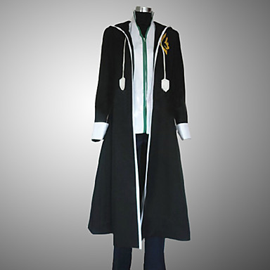 Inspirovaný Fairy Tail Gerard Fernandes Anime Cosplay kostýmy Cosplay šaty Patchwork Dlouhý rukáv Kabát Vesta Kalhoty Pro Pánské