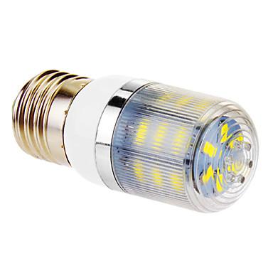YWXLIGHT® 4 W 350-400 lm E26 / E27 LED Mais-Birnen T 24 LED-Perlen SMD 5730 Kühles Weiß 220-240 V